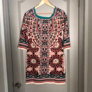 Flying Tomato - Aztec Pattern Dress